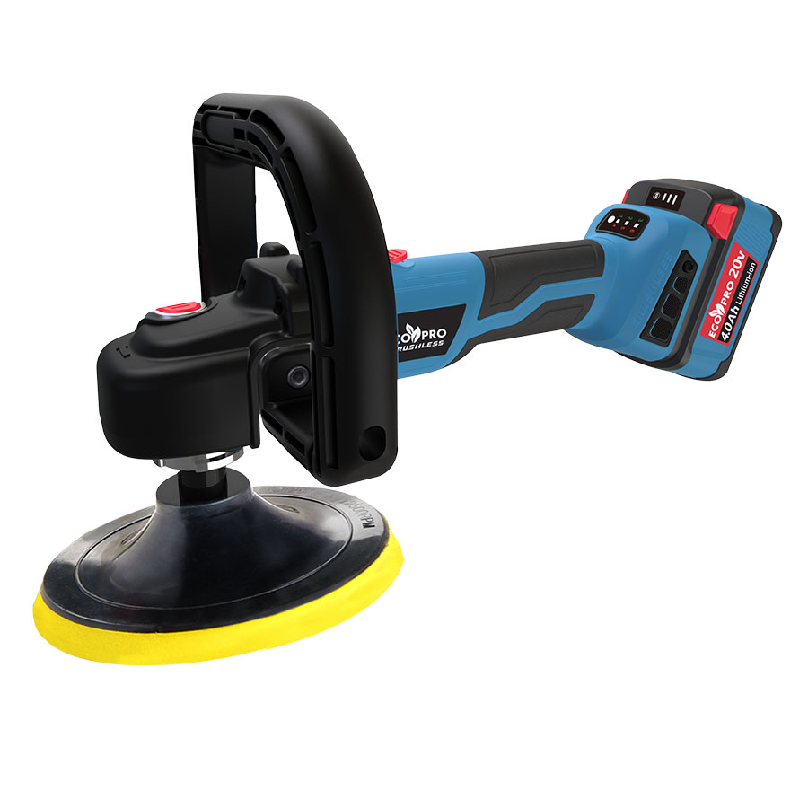 20V Brushless Polisher