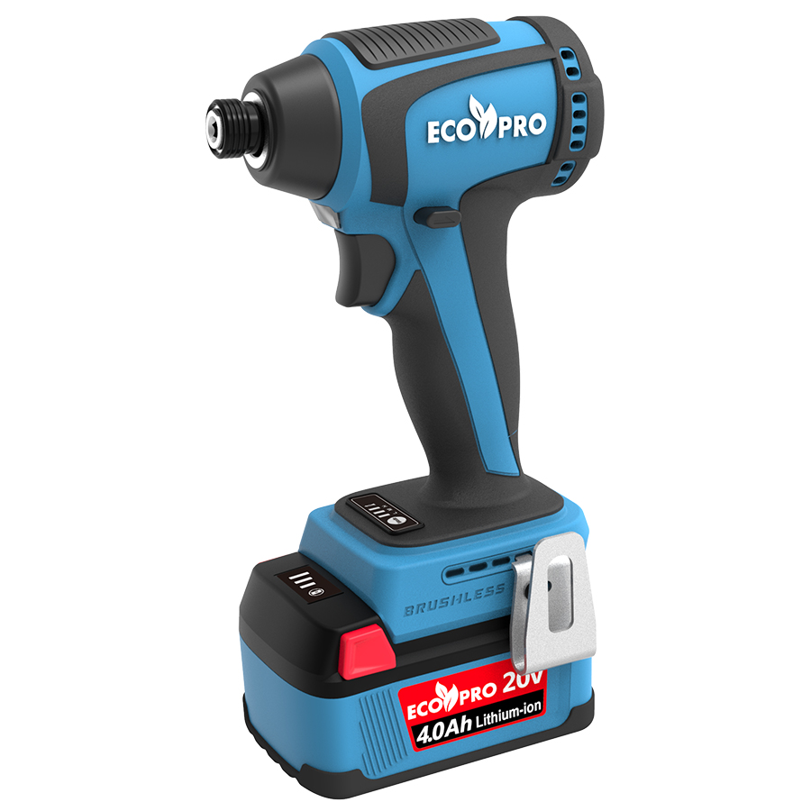 20V Brushless Impact Driver