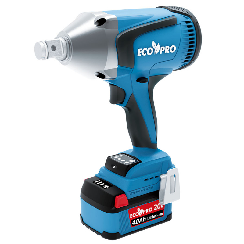 "20V Brushless High Torque Impact Wrench (19mm / 3/4"")"
